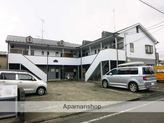 神奈川県相模原市中央区、相模原駅徒歩29分の築24年 2階建の賃貸アパート