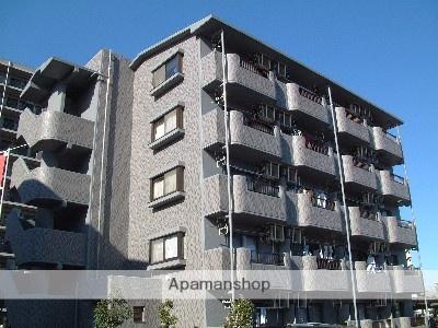 神奈川県相模原市中央区、相模原駅徒歩28分の築17年 5階建の賃貸マンション