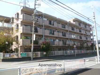 神奈川県相模原市中央区、相模原駅徒歩20分の築23年 5階建の賃貸マンション