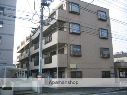 神奈川県相模原市中央区、相模原駅徒歩23分の築26年 4階建の賃貸マンション