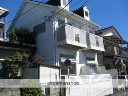 神奈川県相模原市中央区、相模原駅徒歩15分の築26年 2階建の賃貸アパート