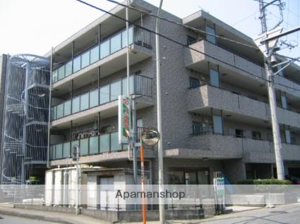 神奈川県相模原市中央区、相模原駅徒歩18分の築23年 4階建の賃貸マンション