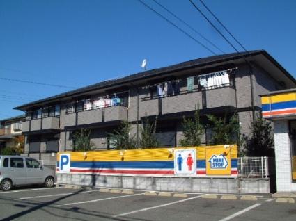 神奈川県相模原市緑区、橋本駅バス20分内出下車後徒歩2分の築18年 2階建の賃貸アパート
