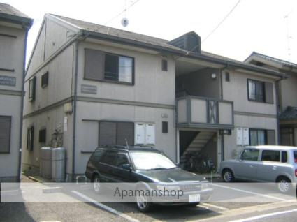 神奈川県相模原市中央区、相模原駅徒歩19分の築24年 2階建の賃貸アパート