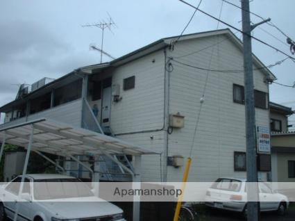 神奈川県相模原市中央区、相模原駅バス10分後徒歩1分の築29年 2階建の賃貸アパート