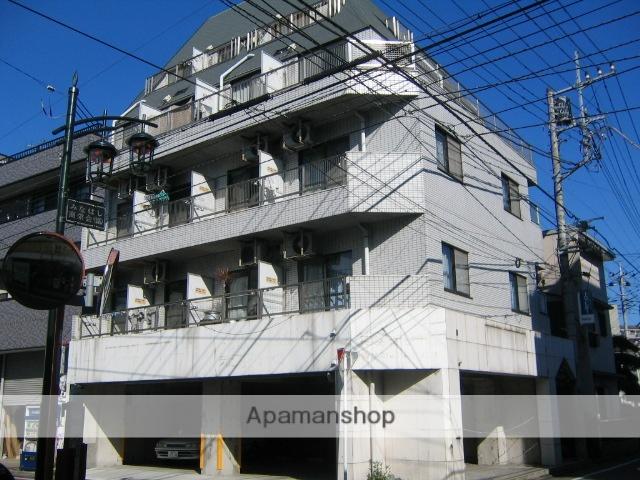 神奈川県相模原市中央区、橋本駅徒歩26分の築28年 5階建の賃貸マンション
