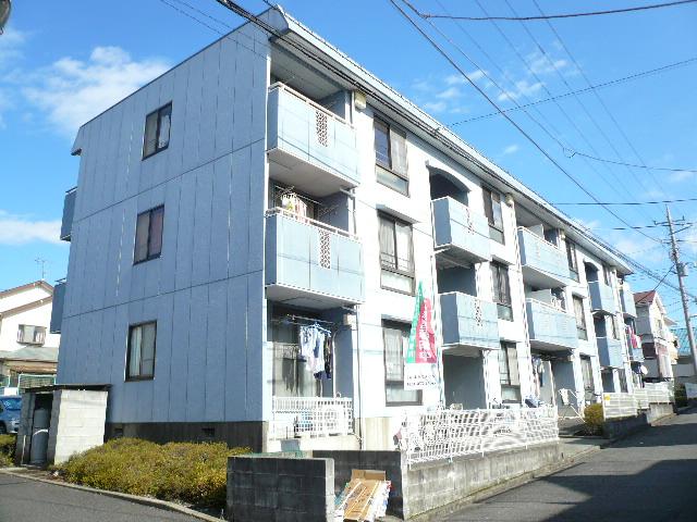 神奈川県相模原市中央区、番田駅徒歩25分の築25年 3階建の賃貸マンション