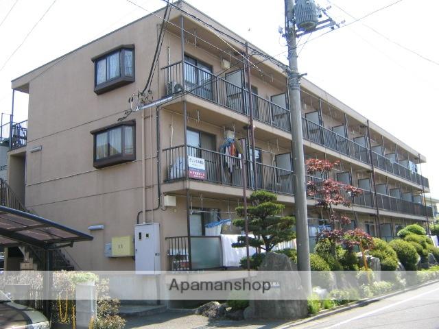 神奈川県相模原市中央区、矢部駅徒歩32分の築28年 3階建の賃貸マンション