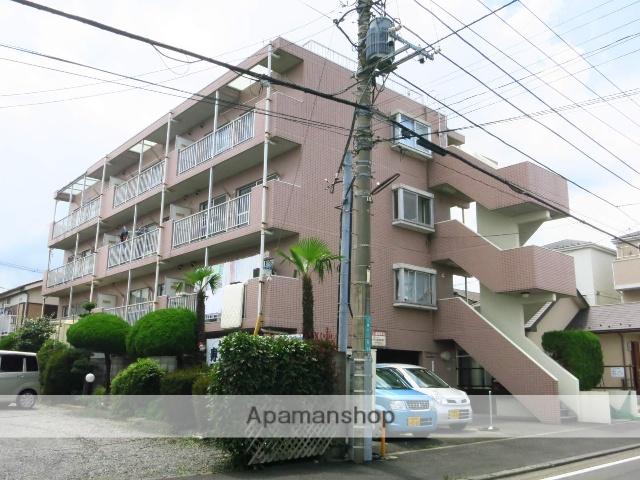 神奈川県相模原市中央区、矢部駅徒歩29分の築24年 4階建の賃貸マンション
