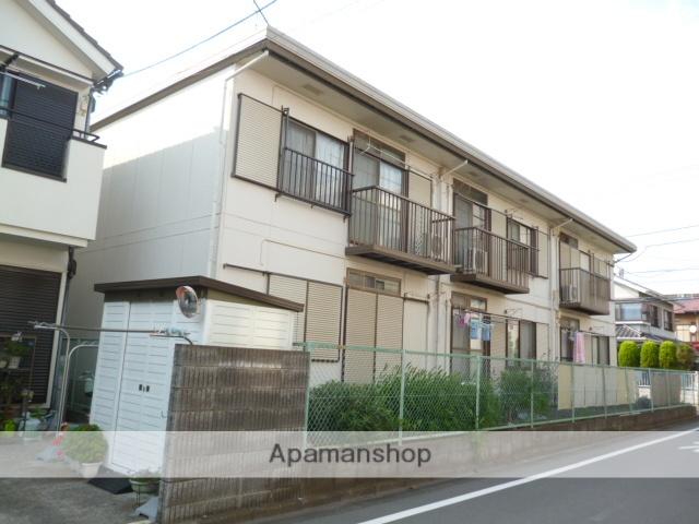 神奈川県相模原市中央区、相模原駅徒歩20分の築28年 2階建の賃貸アパート