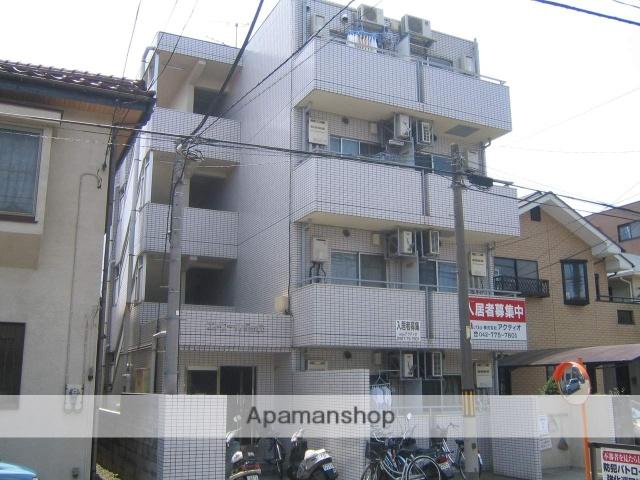 神奈川県相模原市中央区、淵野辺駅バス10分星が丘下車後徒歩3分の築30年 4階建の賃貸マンション