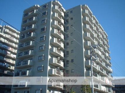 神奈川県相模原市中央区、相模原駅徒歩27分の築25年 11階建の賃貸マンション