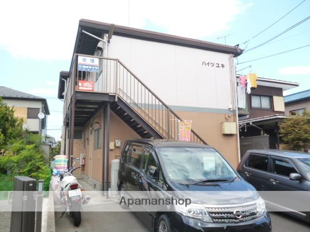 神奈川県相模原市中央区、原当麻駅徒歩30分の築31年 2階建の賃貸アパート
