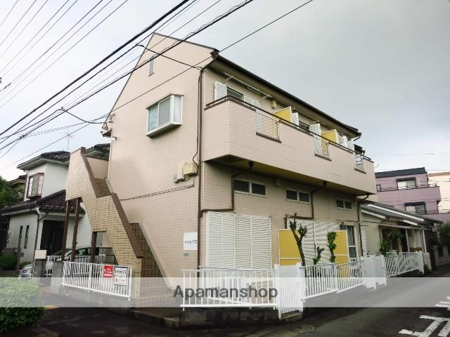 神奈川県相模原市中央区、相模原駅徒歩8分の築26年 2階建の賃貸アパート