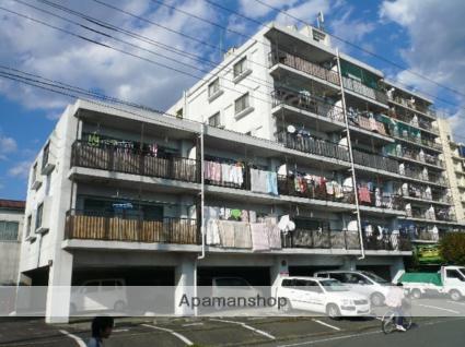 神奈川県相模原市中央区、上溝駅徒歩10分の築26年 6階建の賃貸マンション