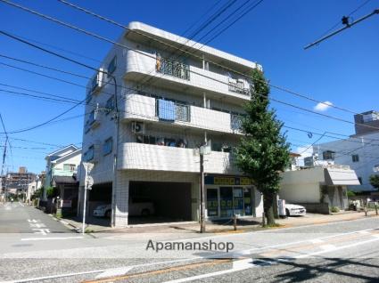 神奈川県相模原市中央区、相模原駅徒歩7分の築23年 4階建の賃貸マンション