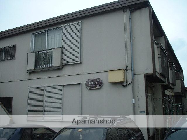 神奈川県相模原市中央区、相模原駅徒歩20分の築32年 2階建の賃貸アパート