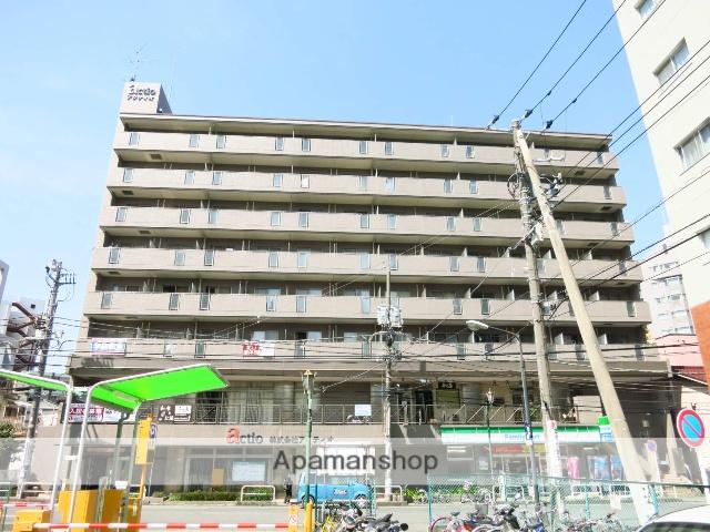 神奈川県相模原市緑区、橋本駅徒歩4分の築20年 8階建の賃貸マンション