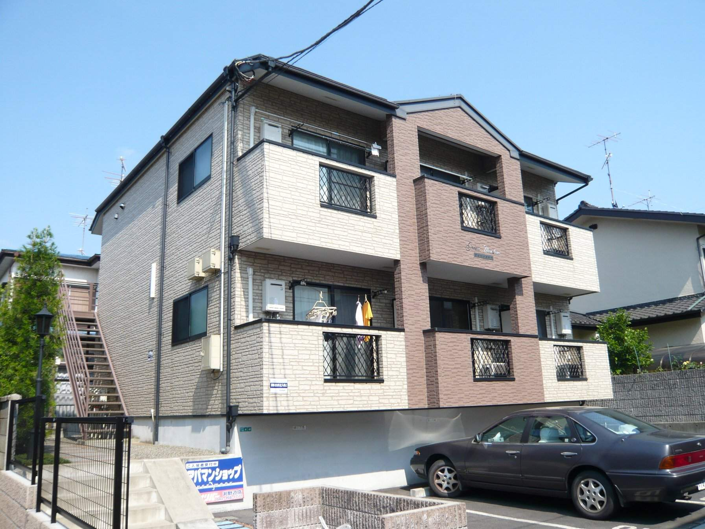 神奈川県相模原市中央区、淵野辺駅バス10分千代田停下車後徒歩2分の築14年 2階建の賃貸アパート