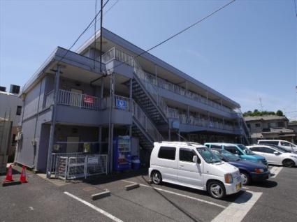 神奈川県相模原市中央区、相模原駅バス13分陽光台6丁目下車後徒歩3分の築27年 3階建の賃貸マンション