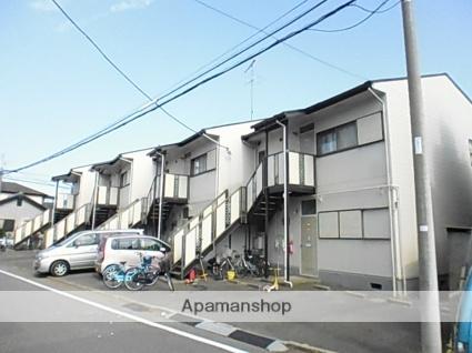 神奈川県相模原市中央区、淵野辺駅バス10分千代田下車後徒歩2分の築33年 2階建の賃貸アパート