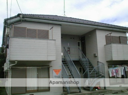 神奈川県相模原市中央区、淵野辺駅バス12分技術高校前下車後徒歩3分の築25年 2階建の賃貸アパート