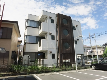 神奈川県相模原市中央区、淵野辺駅バス10分光が丘1丁目下車後徒歩1分の築32年 3階建の賃貸マンション