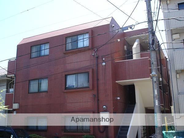 神奈川県相模原市南区、町田駅徒歩22分の築30年 3階建の賃貸マンション