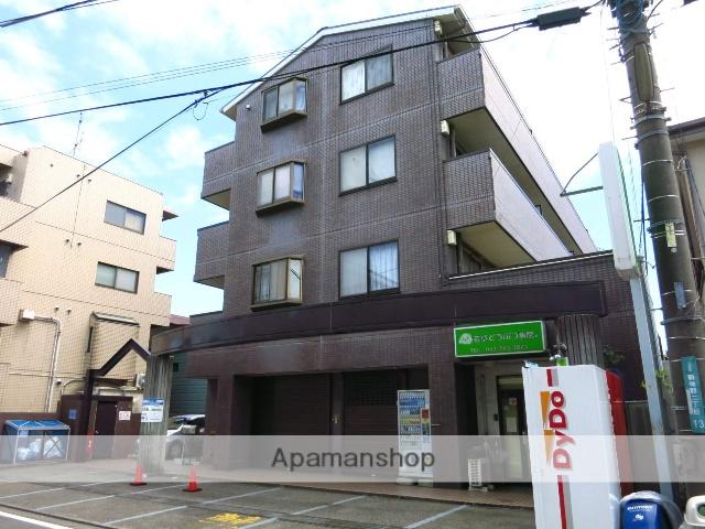 神奈川県相模原市南区、小田急相模原駅徒歩24分の築23年 4階建の賃貸マンション