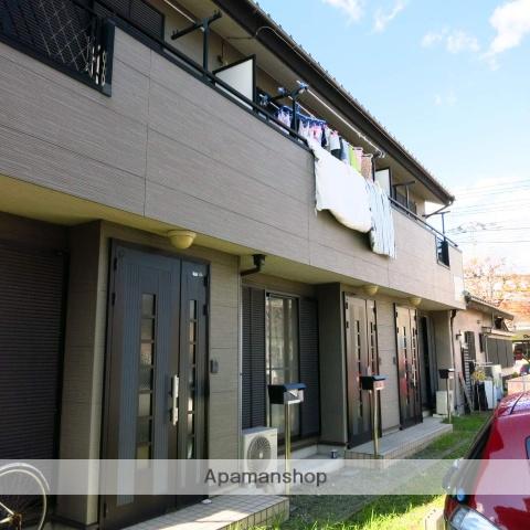 神奈川県相模原市南区、原当麻駅徒歩37分の築18年 2階建の賃貸テラスハウス