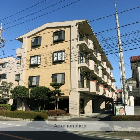 神奈川県相模原市南区、相模大野駅徒歩12分の築28年 4階建の賃貸マンション