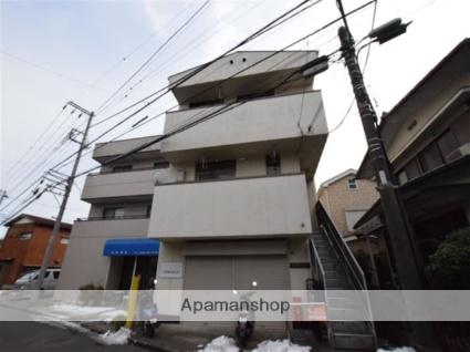 神奈川県座間市、南林間駅徒歩30分の築26年 3階建の賃貸マンション