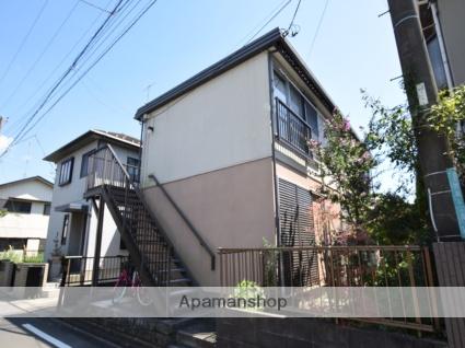 神奈川県相模原市南区、相模大野駅徒歩24分の築33年 2階建の賃貸アパート