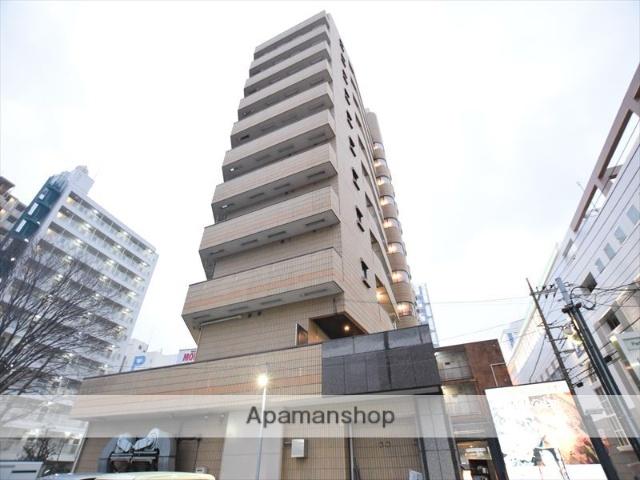 神奈川県相模原市南区、相模大野駅徒歩2分の築23年 11階建の賃貸マンション