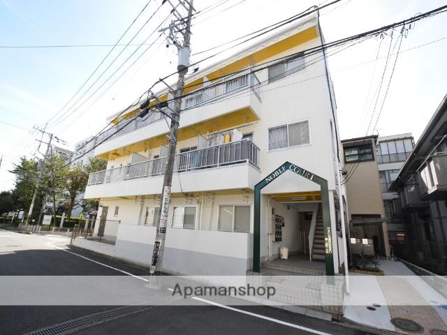 神奈川県相模原市南区、町田駅徒歩22分の築28年 3階建の賃貸マンション