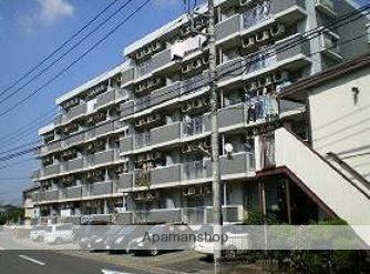 神奈川県座間市、海老名駅徒歩40分の築24年 5階建の賃貸マンション