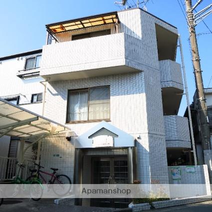 神奈川県相模原市南区、相模大野駅徒歩15分の築26年 4階建の賃貸マンション