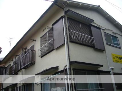 神奈川県座間市、南林間駅徒歩20分の築39年 2階建の賃貸アパート