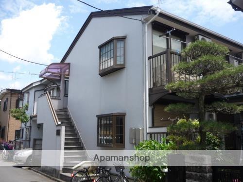 神奈川県相模原市南区、町田駅徒歩40分の築27年 2階建の賃貸アパート