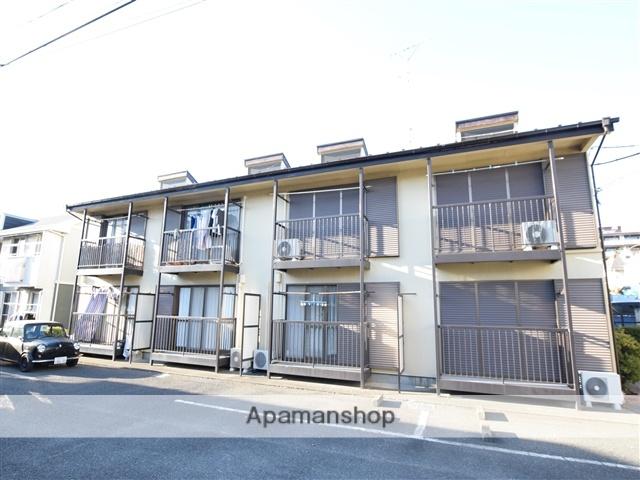神奈川県相模原市南区、東林間駅徒歩7分の築24年 2階建の賃貸アパート