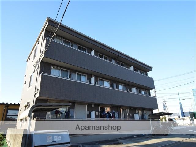神奈川県大和市、南町田駅徒歩20分の築7年 3階建の賃貸マンション