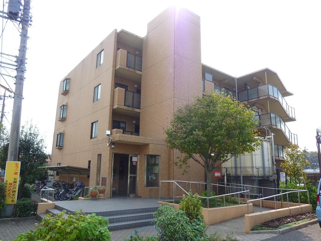 神奈川県相模原市南区、原当麻駅徒歩9分の築19年 4階建の賃貸マンション