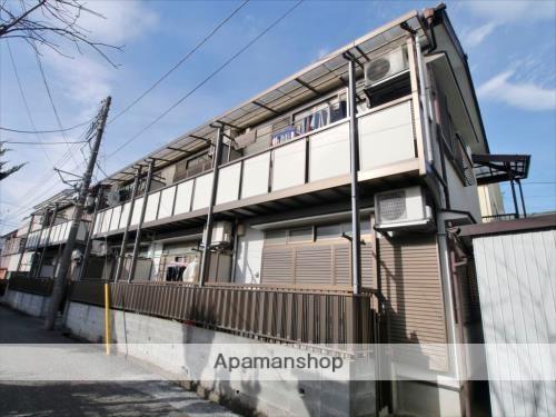 神奈川県相模原市南区、小田急相模原駅徒歩6分の築26年 2階建の賃貸アパート