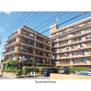 神奈川県海老名市、相模大塚駅徒歩16分の築28年 7階建の賃貸マンション