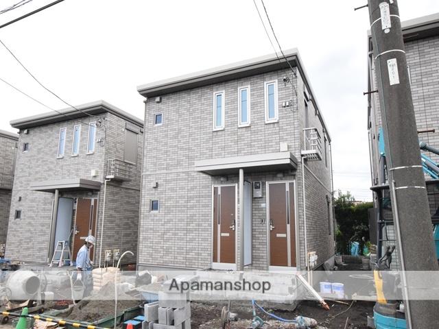 神奈川県座間市、座間駅徒歩19分の新築 2階建の賃貸アパート