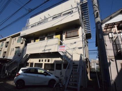 神奈川県大和市、中央林間駅徒歩5分の築37年 3階建の賃貸マンション