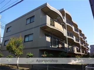 神奈川県相模原市南区、相模大野駅徒歩10分の築22年 4階建の賃貸マンション
