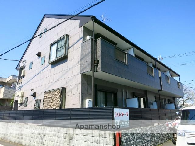 神奈川県相模原市南区、町田駅徒歩24分の築16年 2階建の賃貸アパート