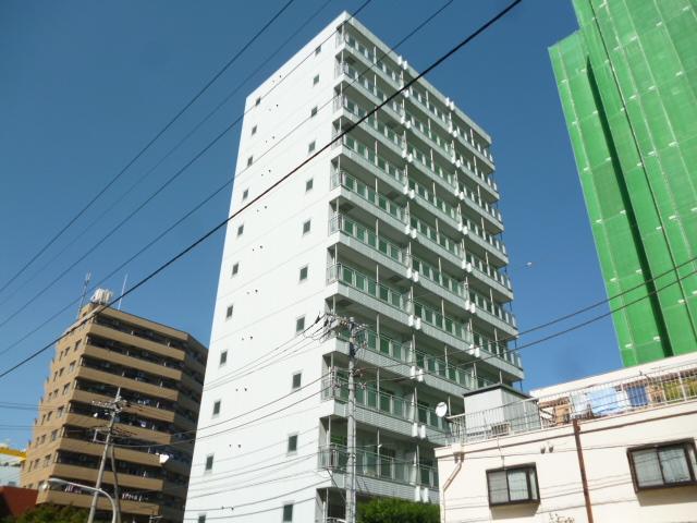 神奈川県相模原市南区、町田駅徒歩18分の築28年 12階建の賃貸マンション