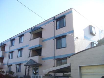 神奈川県大和市、南町田駅徒歩19分の築25年 3階建の賃貸アパート